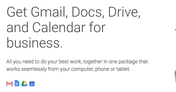 Using Google G Suite For Business Email & More