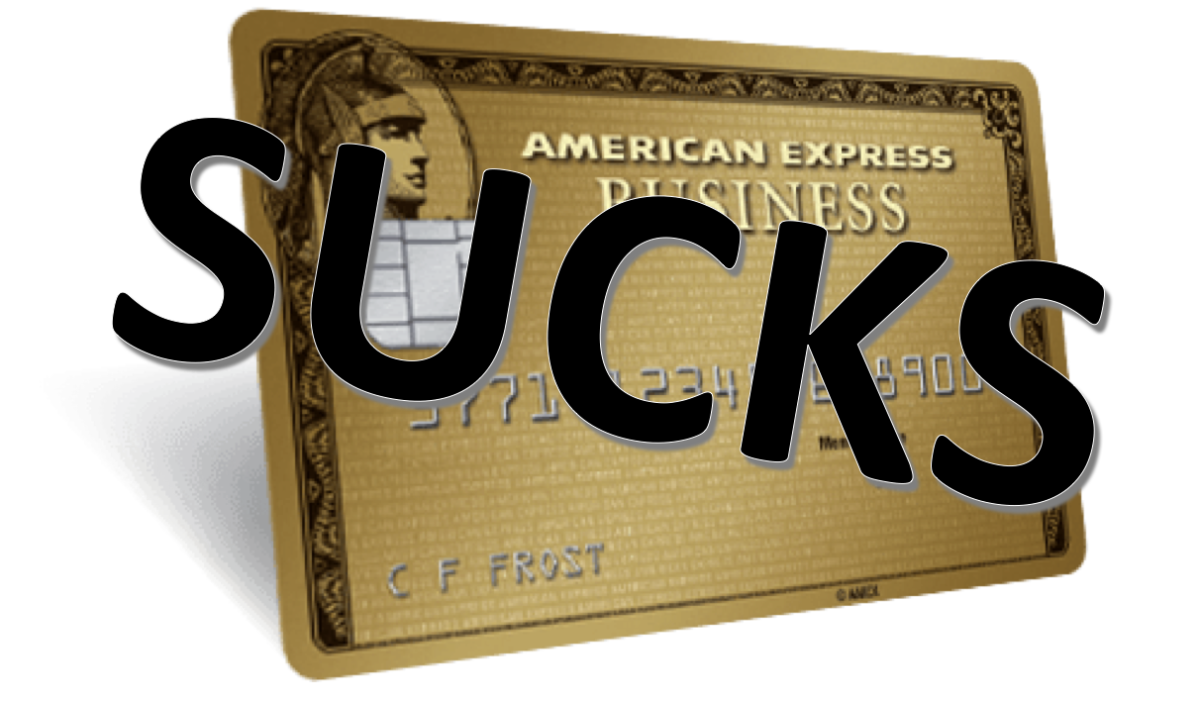 American Express – The Worst Credit Card To Get For Your Business